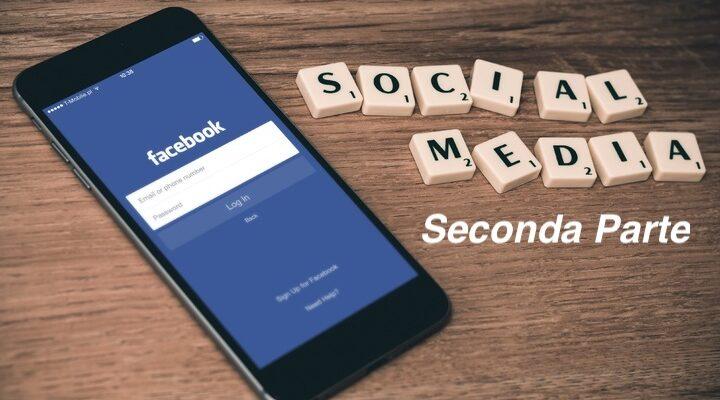 Consa non va con i social network
